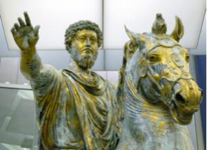 Relieving Stress and Marcus Aurelius