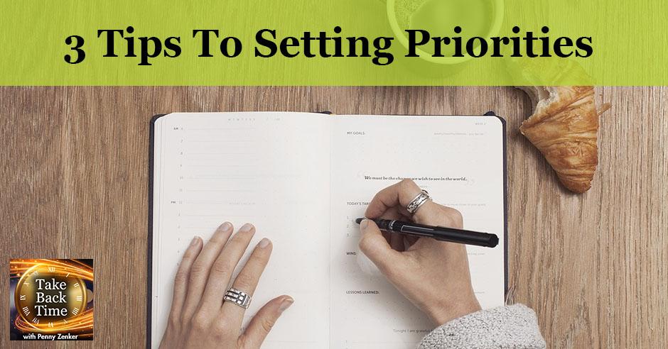 TBT 15 | Setting Priorities
