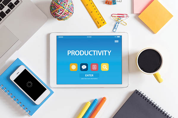 TBT 43 | Be Productive
