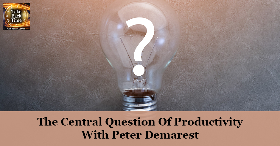 TBT 119 | The Central Question