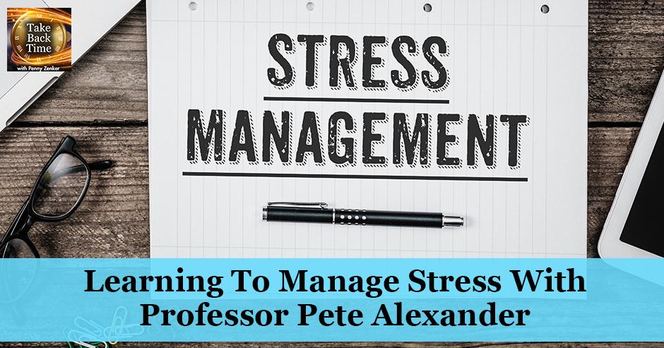 TBT 120   Stress Management