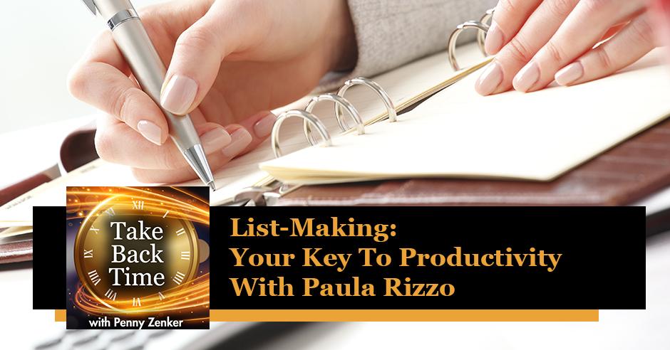 TBT 133 | List Making